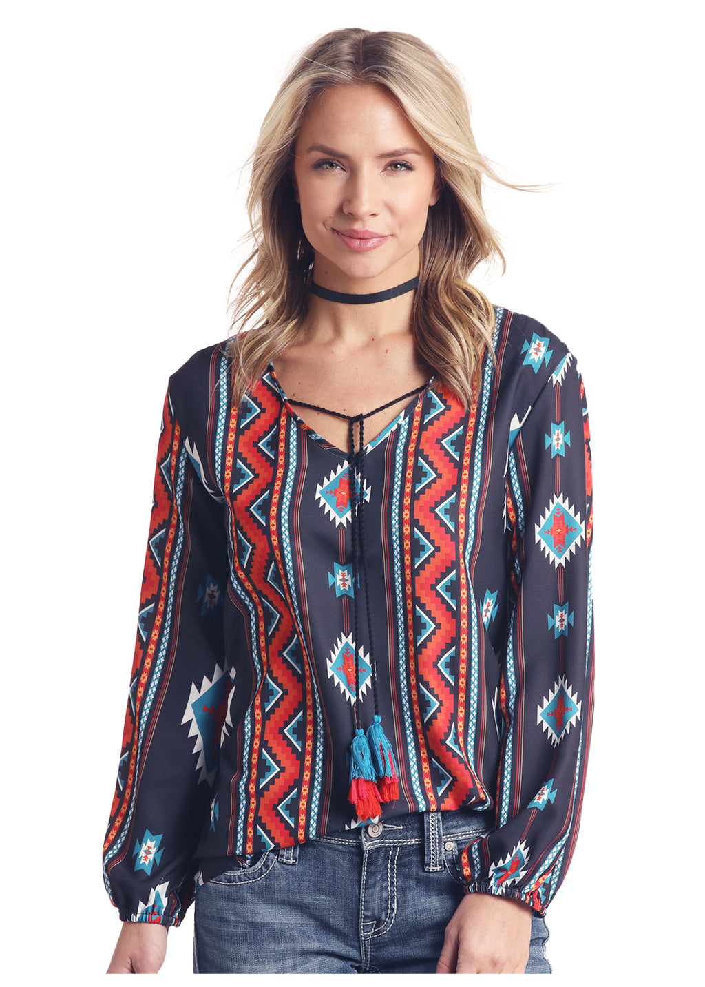 Panhandle Fashion Top (22-6416)