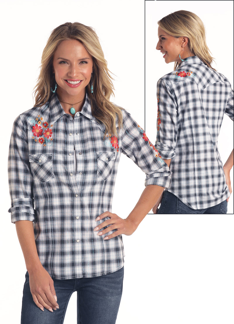 Panhandle Long Sleeved Shirt (22S5402)