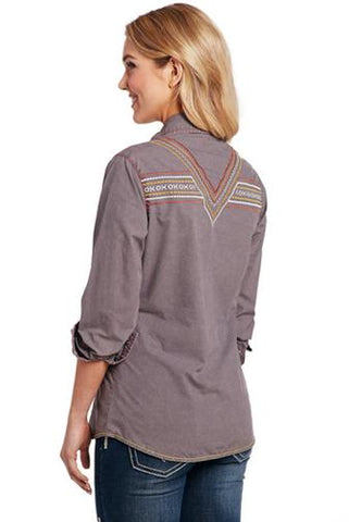Cowgirl Up Long Sleeved Shirt (CG71102)