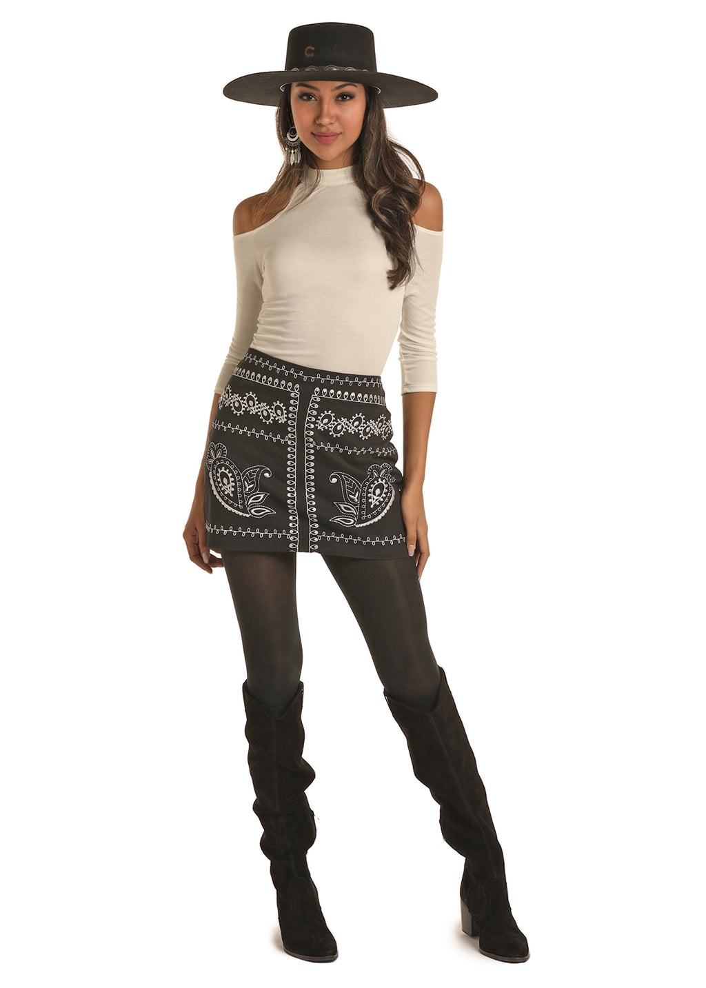 Rock & Roll Skirt - 69-6271