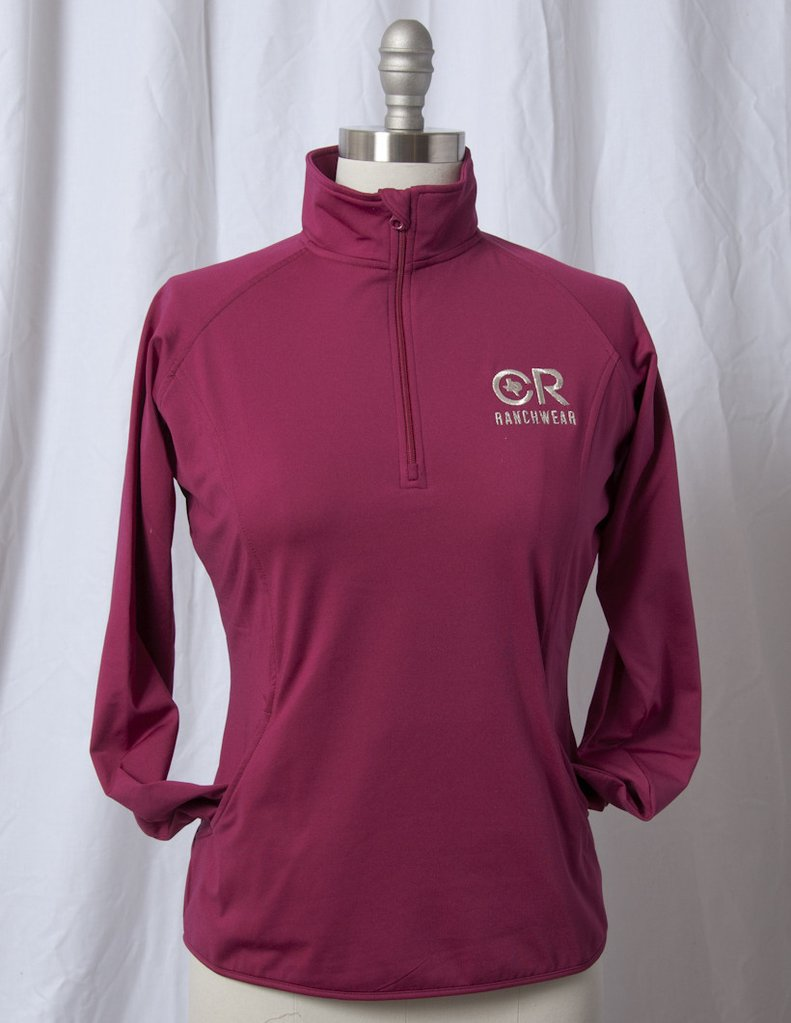 CR RanchWear Athletic Performance Shirt