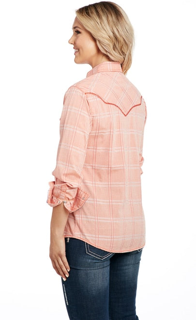 Cowgirl Up Long Sleeved Shirt (CG90202)