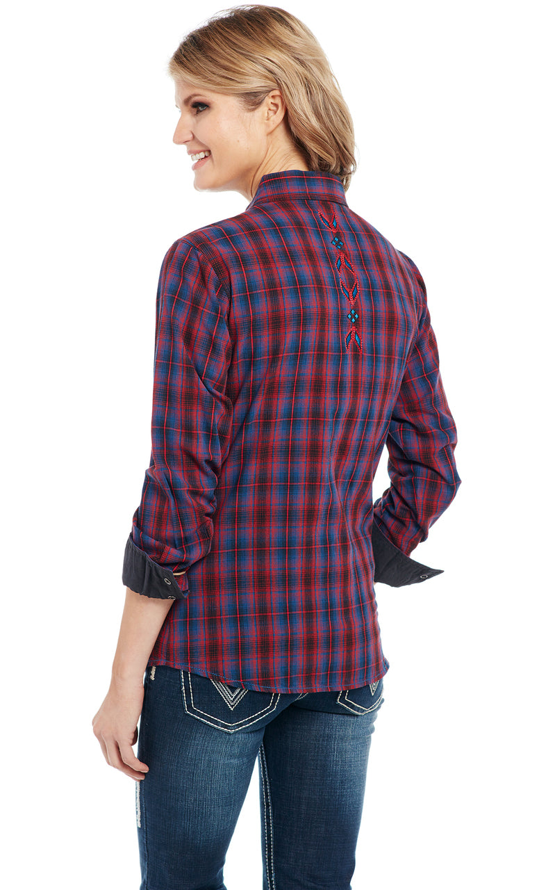 Cowgirl Up Long Sleeved Shirt (CG91201)