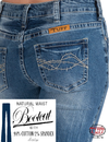 Cowgirl Tuff Jeans - Fly High