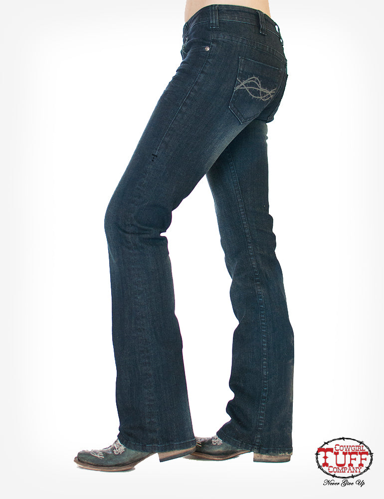 Cowgirl Tuff Jeans - Forever Tuff