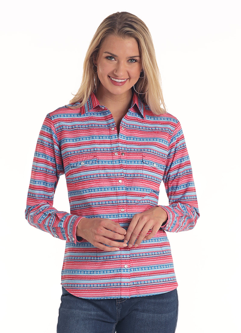 Panhandle Long Sleeved Shirt (J2S5460)