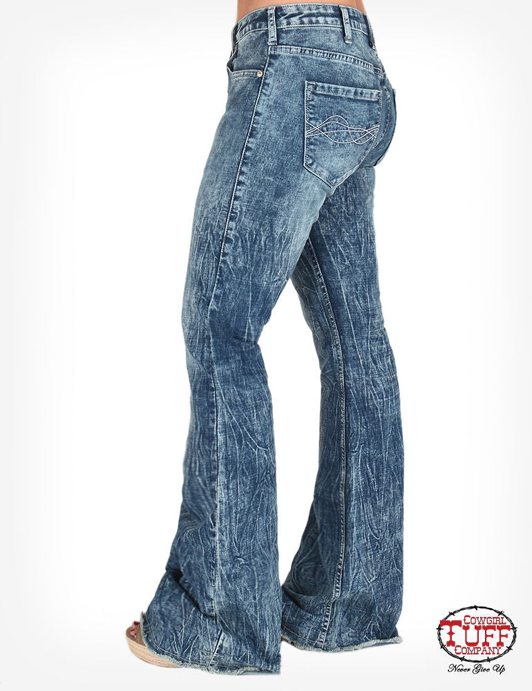 Cowgirl Tuff Jeans - C. Breeze