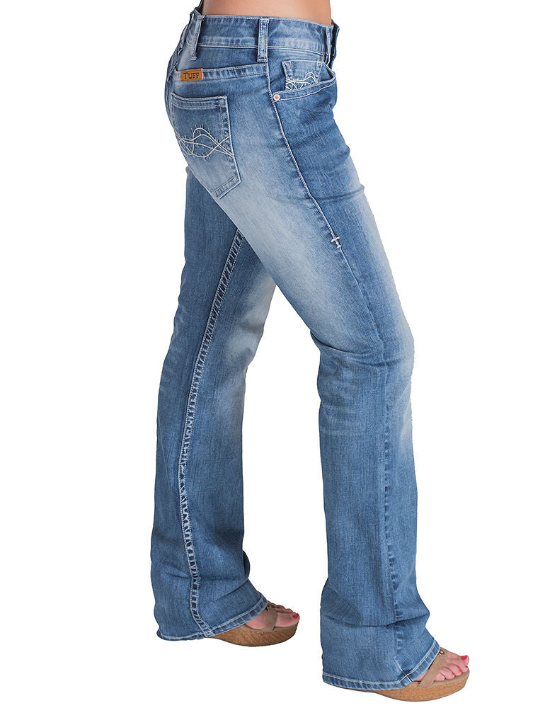 Cowgirl Tuff Jeans - Down Home