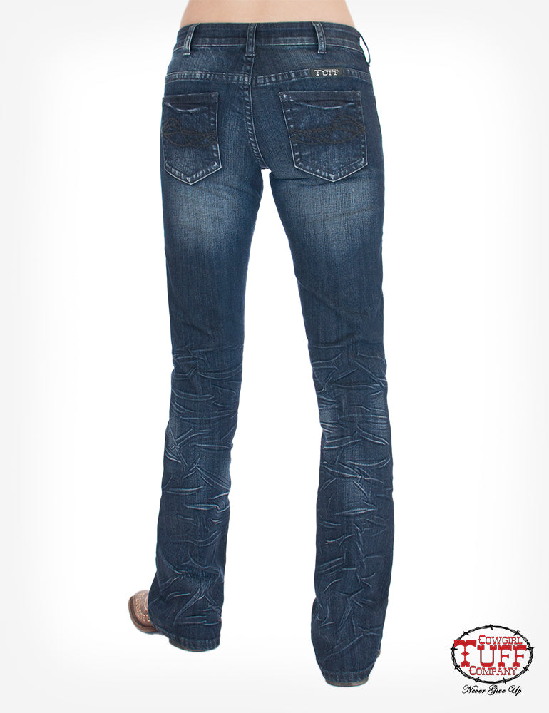 Cowgirl Tuff Jeans - Fierce