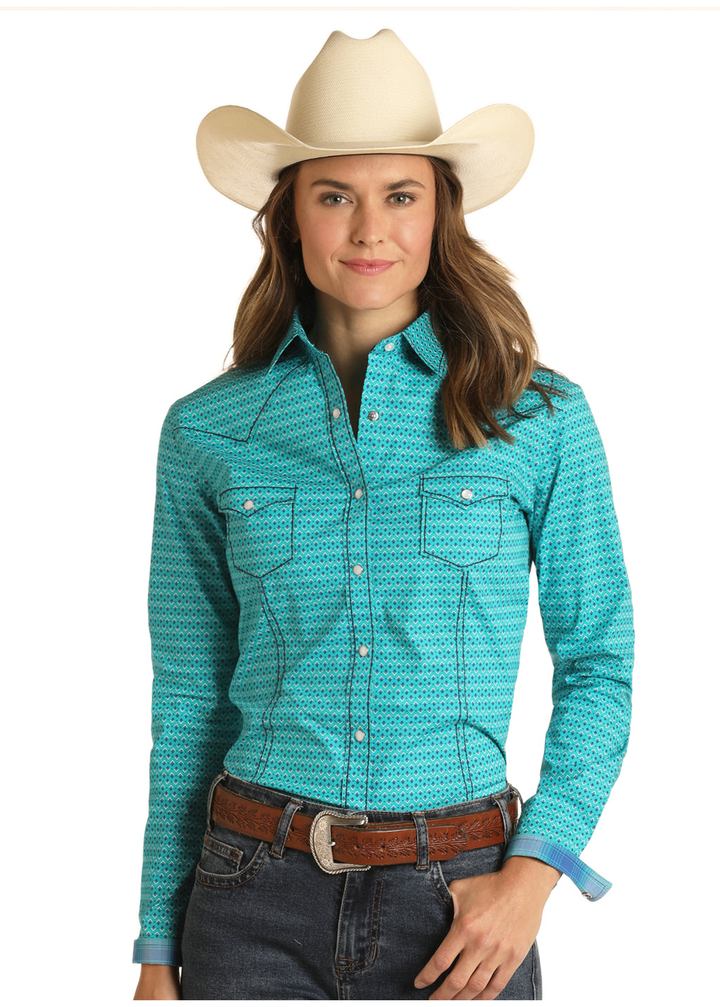 Panhandle Long Sleeved Shirt (R4S8452)