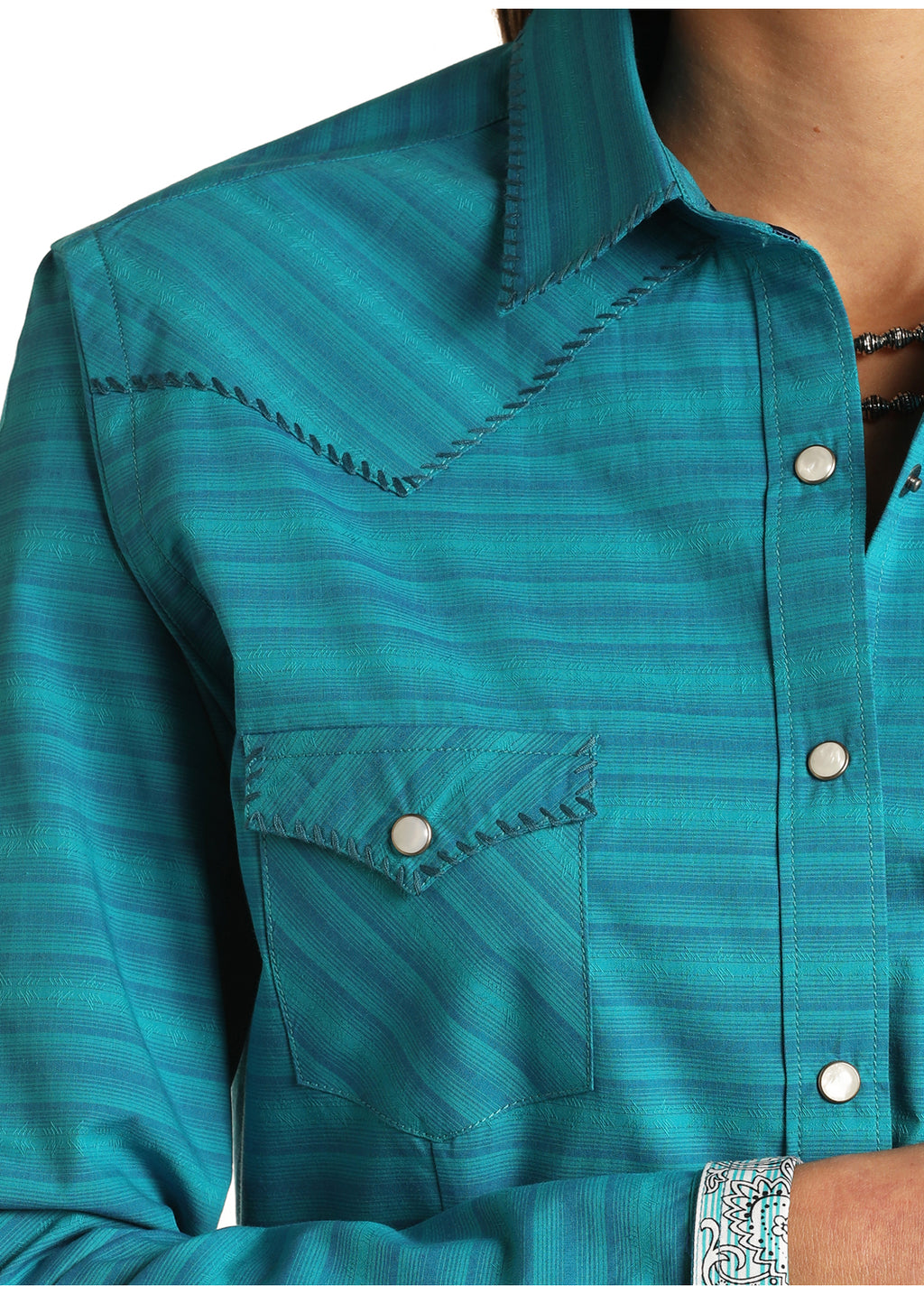 Panhandle Long Sleeved Shirt (R4S8453)