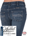 Cowgirl Tuff Jeans - Right On