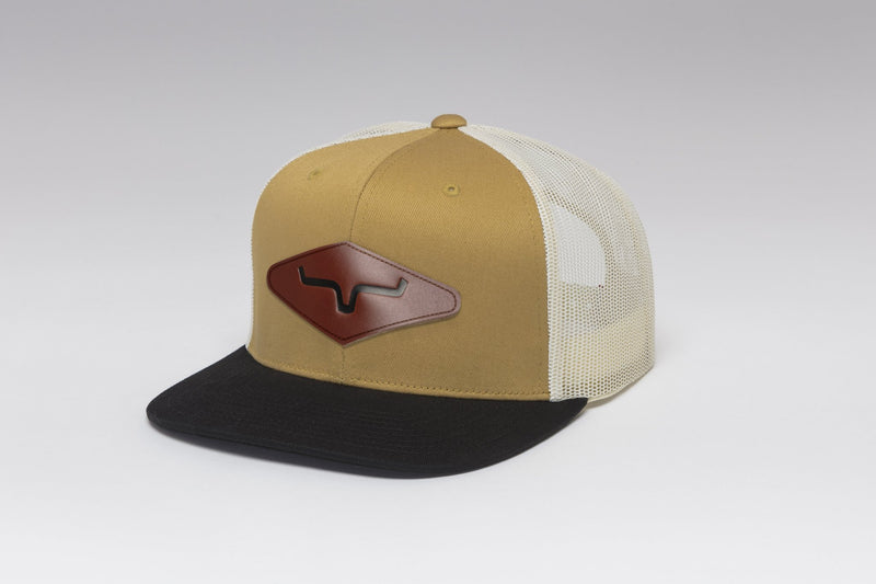 Kimes Ranch Yearly Trucker Cap - Tan