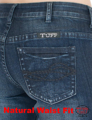 Cowgirl Tuff Jeans - Never Give Up