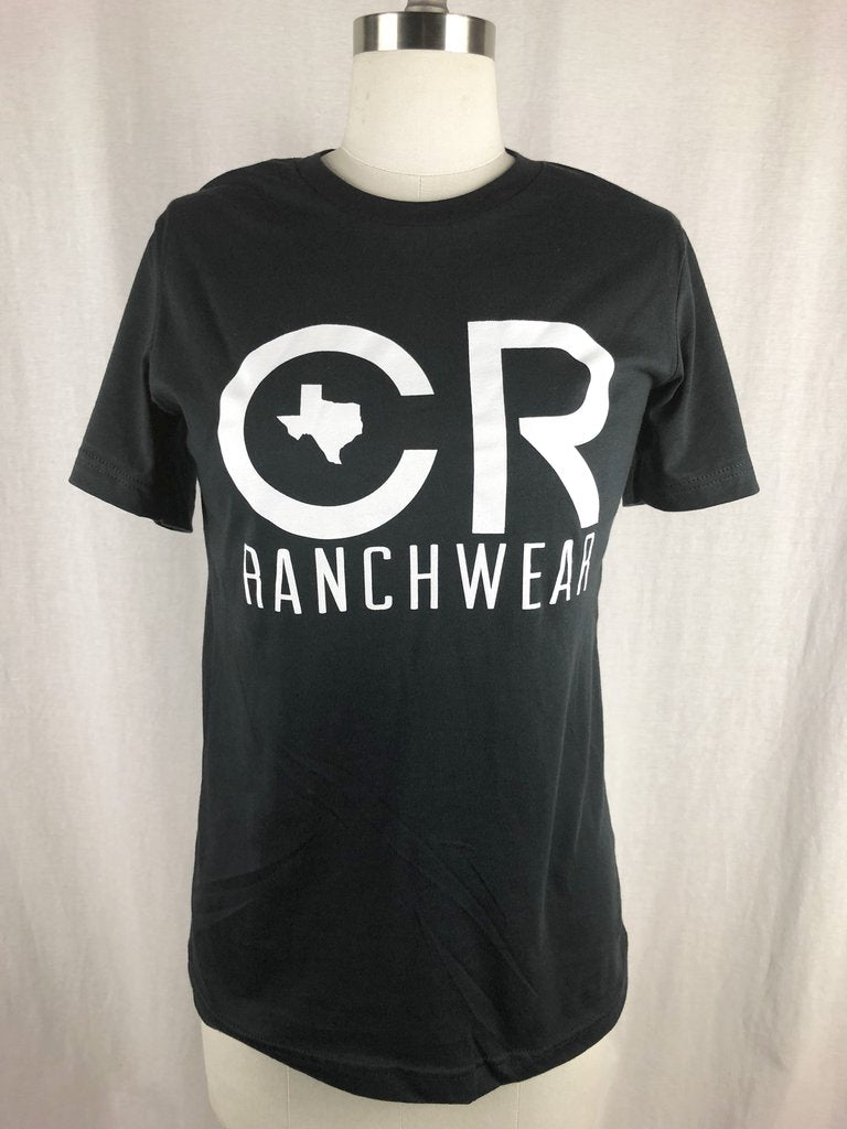 CR RanchWear Tee Shirt - Black