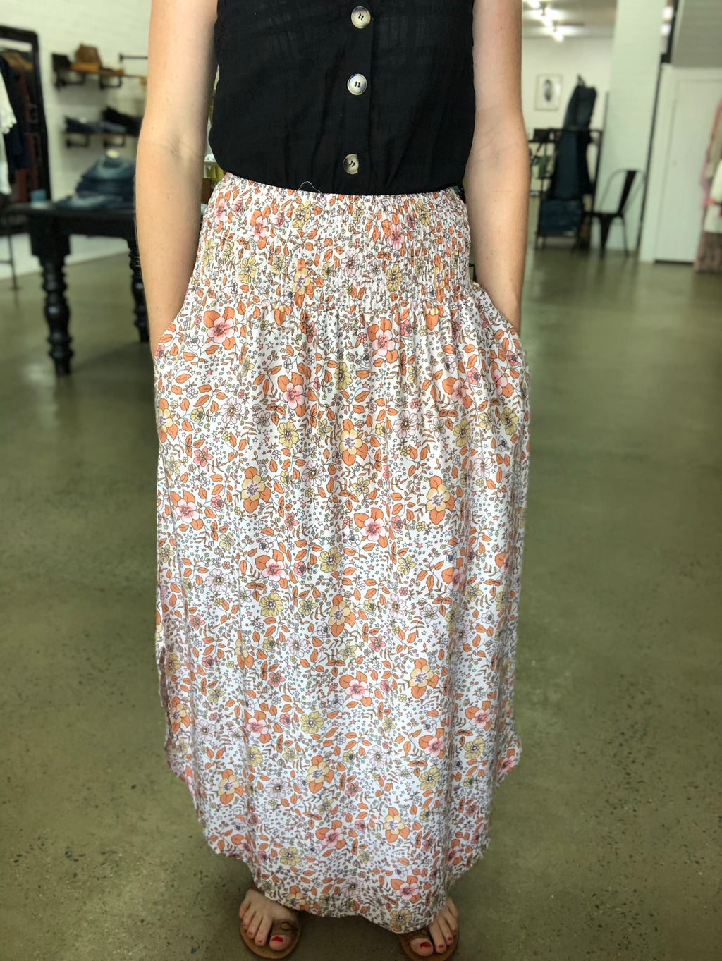 Shelley Skirt - Pink