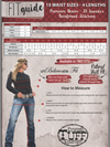 Cowgirl Tuff Jeans - True Victory
