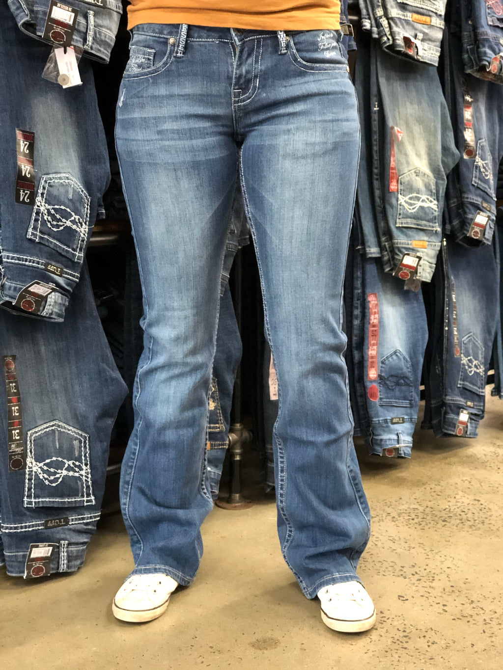 Cowgirl Tuff Jeans - Inspire