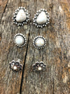 Earring Trio - Natural