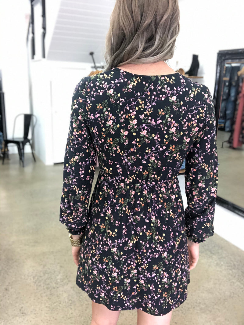 Sammy Dress - Floral