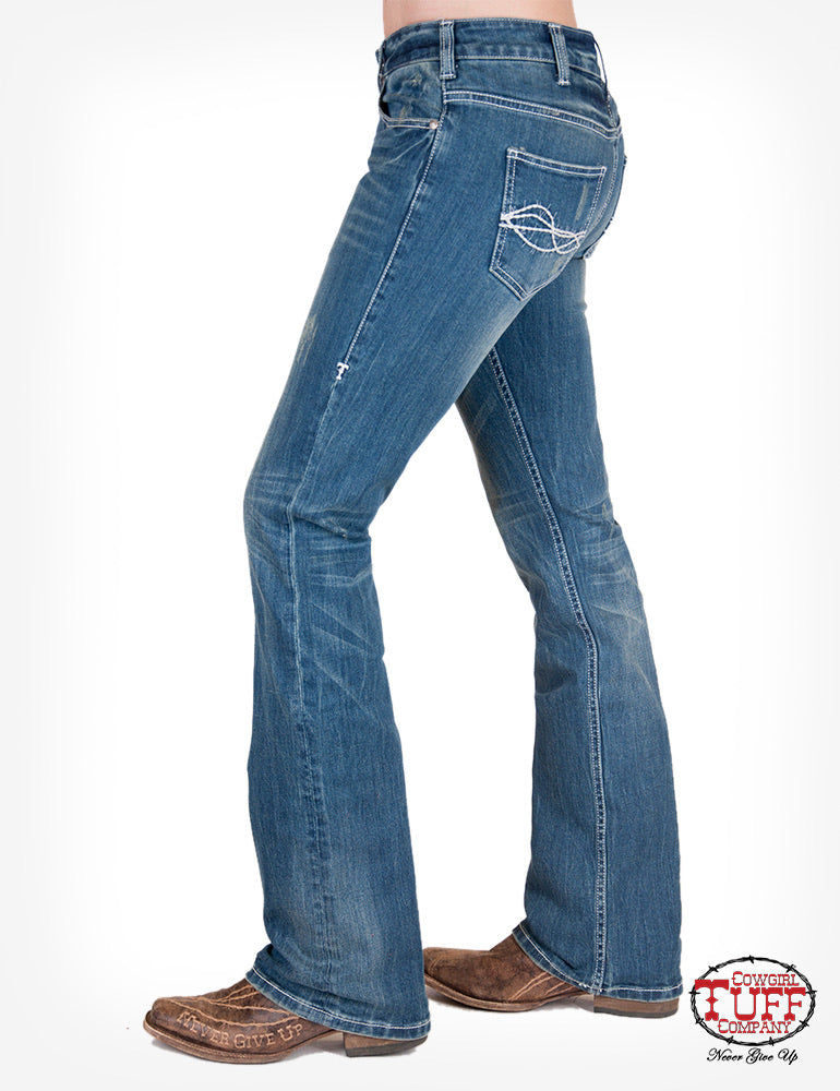 Cowgirl Tuff Jeans - Hippie Reboot