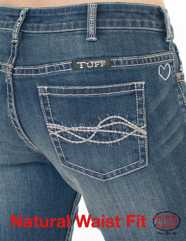Cowgirl Tuff Jeans - Makin' Waves