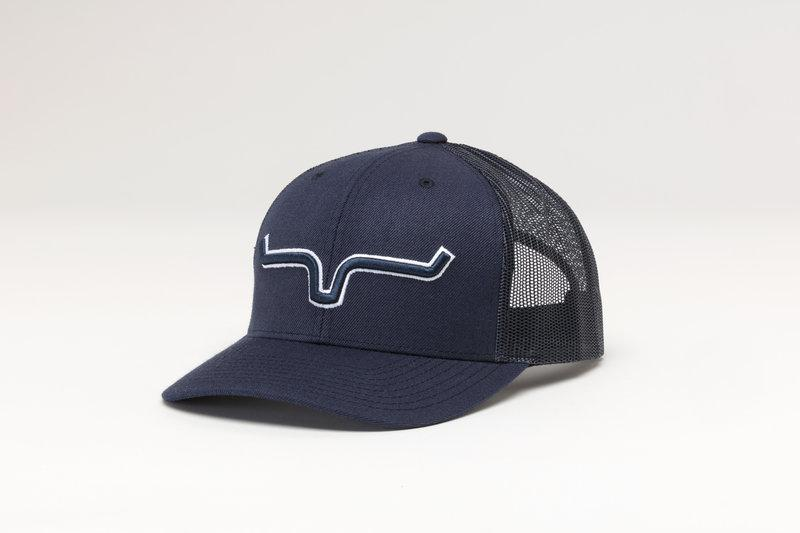 Kimes Ranch Major Leagues Trucker Cap - Navy
