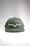 Kimes Ranch FB Daily Hat - Army