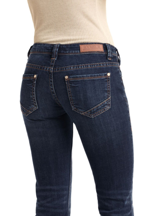 Rock & Roll Cowgirl Jeans - W8-4137 - Trouser