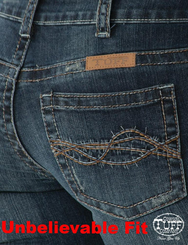 Cowgirl Tuff Jeans - DFMI Authentic