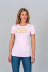 Kimes Ranch Tee - Replay Foil Lavender