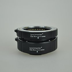 Promaster 1846 Extension Tube Set