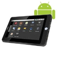 Coby Kyros MID7015-4G 7-Inch Android  Internet Touchscreen Tablet - Black