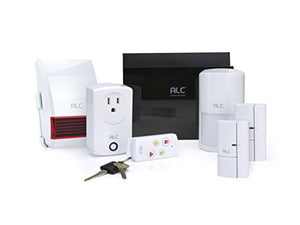 ALC AHS616 Connect Home Wireless Security System DIY Self Monitoring System using the ALC Connect App on your Android or Apple (iOS) Phone or Tablet