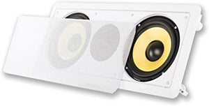 Acoustic Audio HD6c In-Wall 6.5