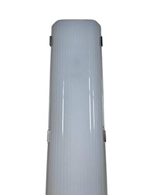 LED 4' ft. Vapor Tight Proof Walk in Freezer Cooler Light Fixture 48 Watt