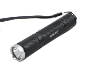 Mastiff B2 3watt Cree LED 200 Lumens 1-Mode On-Off Green Lamp Flashlight Torch