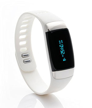 LYCOS Life Advanced, Interactive Smart Band, White