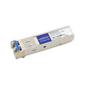 Addon-Networking SFP Mini-GBIC Transceiver Module, LC Single Mode (0231A455-AO)