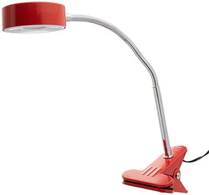 Globe Electric Company 12647 LED Clip Lamp, 5.24