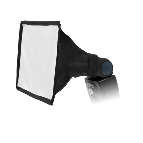 "Fotodiox 6""x9"" Softbox for Nikon Flash, Canon Speedlite, for Nikon SB-600, SB-700, SB-800, SB-900, SB-910 Flash, Canon Speedlite 380EX, 430EX, II, 550EX, 580EX, II, 600EX-RT, Vivitar Flash, Sunpak, Ni"