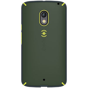 Speck Products Mighty Shell Cell Phone Case for Motorola Droid Maxx 2 - Retail Packaging - Dusty Green/Grey