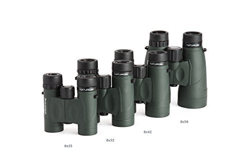 Celestron 71331 Nature DX 10x32 Binocular (Green)