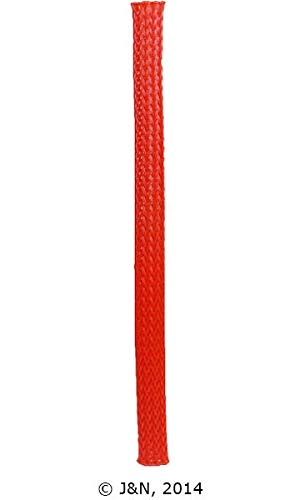 605-48002-25 - J&N, Braided Sleeving, PET Plastic, 1