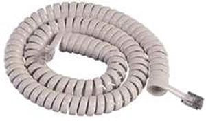 Cablesys GCHA444012-FIV / 12' Ivory Handset Cord