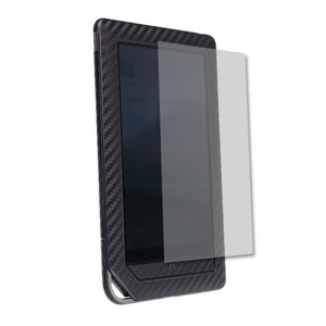 Skinomi Nook Color Screen Protector + Carbon Fiber Full Body, TechSkin Carbon Fiber Skin for Nook Color with Anti-Bubble Clear Film Screen