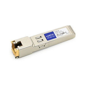 Add-onputer Peripherals, L at-SPTX-AO Addon Allied Telesis at-sptx Compatible 1000base-tx Sfp Transceiverco