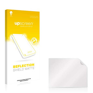 upscreen Reflection Shield Matte Screen Protector for Creative Zen Vision M, Matte and Anti-Glare, Strong Scratch Protection, Multitouch Optimized