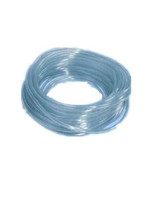 PRO POWER PVI-S02-1100-CLR SLEEVING, INSULATING, 6.68MM, TRANSPARENT, 100FT