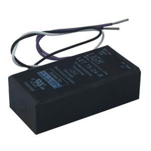 Let-75-24 Ac Lightech Electronic Transformer 24V 75W